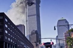 September 11, 2001Photo By David Handschuh