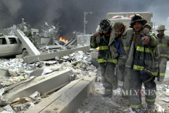 September 11, 2001  Photo by Todd Maisel/New York Daily News