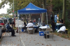 "Covid pop up testing center sets up in one of the Brooklyn neighborhoods that has a rising number of positive Covid patients . N.Y.C. Health and Hospitals sends out teams to test residents in the neighborhoods to try and curb the spread of Covid. Text ""Covid Test"" to 855-48 for locations. They are located for this week Monday to Friday 10am -5pm at Avenue V and Brown Street near the Herman Dolgin Park."