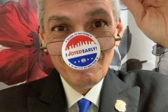 EARLY VOTING OCTOBER 2020 DURING THE COVID 19 PANDEMIC