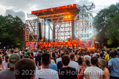 """Thousands attended the """"We Love NYC Homecoming Concert"""" on the Great Lawn in Central Park.(Photo by Gabriele Holtermann)"""