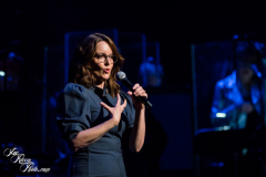 Tina Fey at the Fifth Annual Love Rocks NYC benefit concert for God's Love We Deliver at the Beacon Theatre on June 3, 2021 in New York City.
