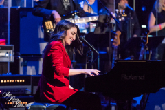 Sara Bareilles performs at the Fifth Annual Love Rocks NYC benefit concert for God's Love We Deliver at the Beacon Theatre on June 3, 2021 in New York City.
