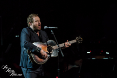 Nathaniel Rateliff performs at the Fifth Annual Love Rocks NYC benefit concert for God's Love We Deliver at the Beacon Theatre on June 3, 2021 in New York City.