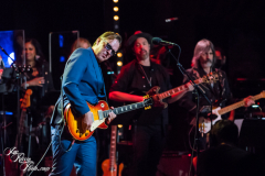 Joe Bonamassa performs at the Fifth Annual Love Rocks NYC benefit concert for God's Love We Deliver at the Beacon Theatre on June 3, 2021 in New York City.