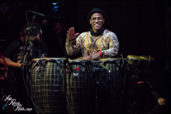 Pedrito Martinez performs at the Fifth Annual Love Rocks NYC benefit concert for God's Love We Deliver at the Beacon Theatre on June 3, 2021 in New York City.