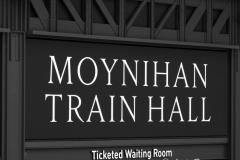 Moynihan Train Hall, NYC