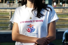 New York-Sex Work is Work Rally held in Manhattan