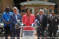 Taxi and Limousine Commissioner and Chair Aloysee Heredia-Jarmoszuk urged New Yorkers to enjoy the holiday but not drive while impaired. Instead, she suggested taxis, ride share vehicles and car services as transportation.