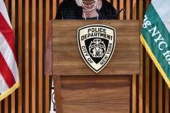 Police Reform & Reinvention Listening Session Oct 13, 2020, at One Police Plaza. PC Shea and his new team will start this program in Queens and Staten Island.