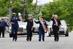 Memorial Day Parade Forest Avenues Staten Island, NY For credit:  Mary DiBiase Blaich   The Annual Memorial Day Parade in West Brighton, Staten Island returned this year after a one year absence.  Last year, it was turned into a drive by.  The parade this year honored veterans, military plus Coast Guard.  Many candidates for Mayor, Staten Island Borough  President, and City Council marched along the route.