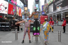 "New York City. ""The Crossroads of the World"" 