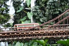 NYBG Holiday Train Show Jan 2021
