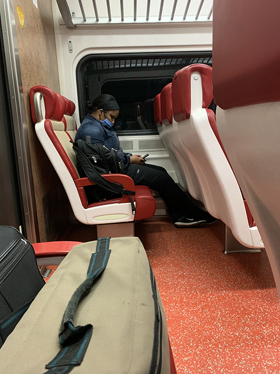 Metro North N.Y.-CT Commute during Covid-19 Pandemic
