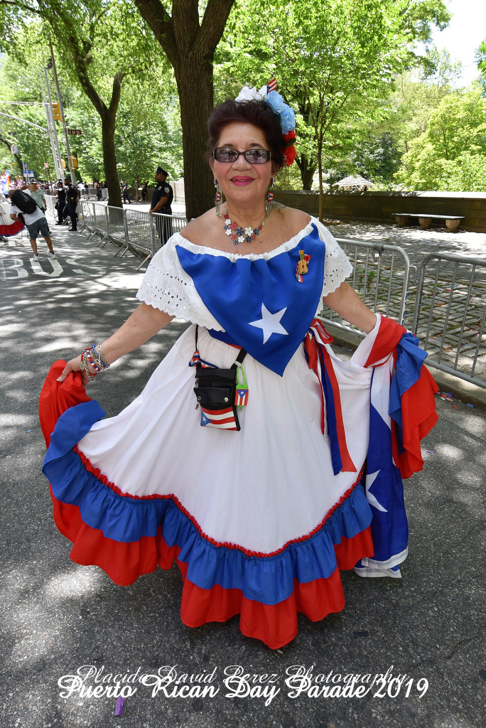 62nd Annual National Puerto Rican Day Parade 2019 NYC