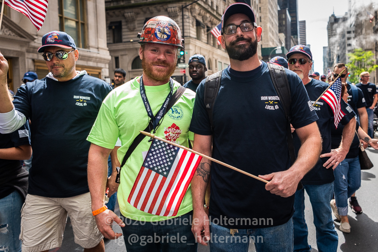 NY: Labor Day Parade Throwback 2019 – Up Yours COVID-19