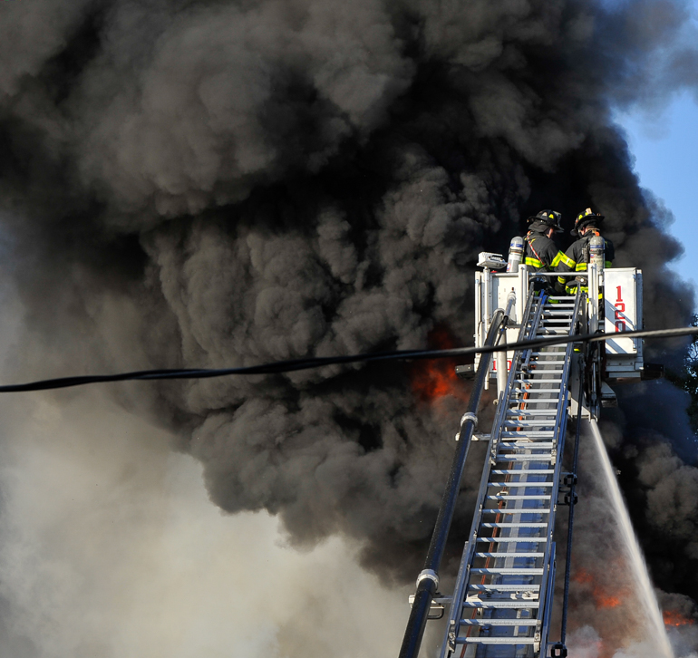 Five Alarm Fire