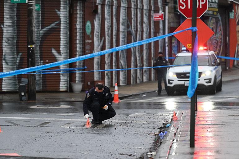 Shooting Investigation in Staten Island