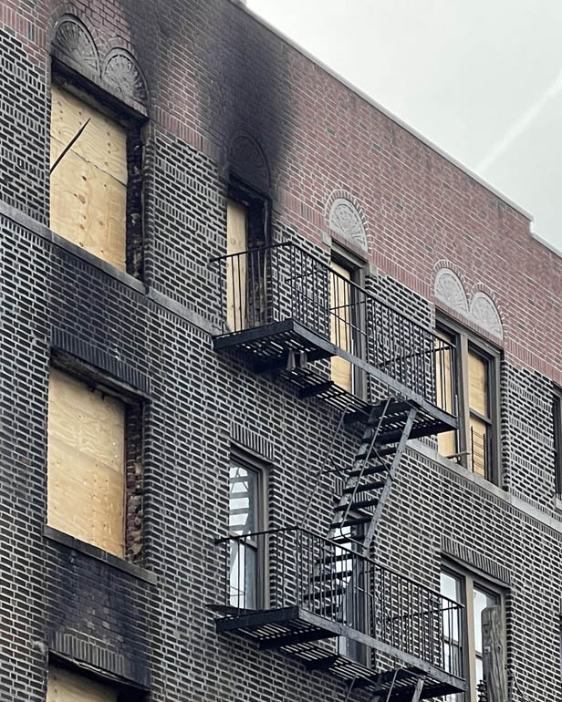 Fire In The Bronx
