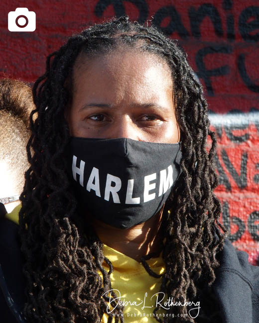 Community Peace Walk in Harlem