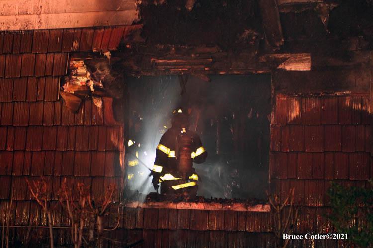 Multi Alarm Fire in Sheepshead Bay, Brooklyn