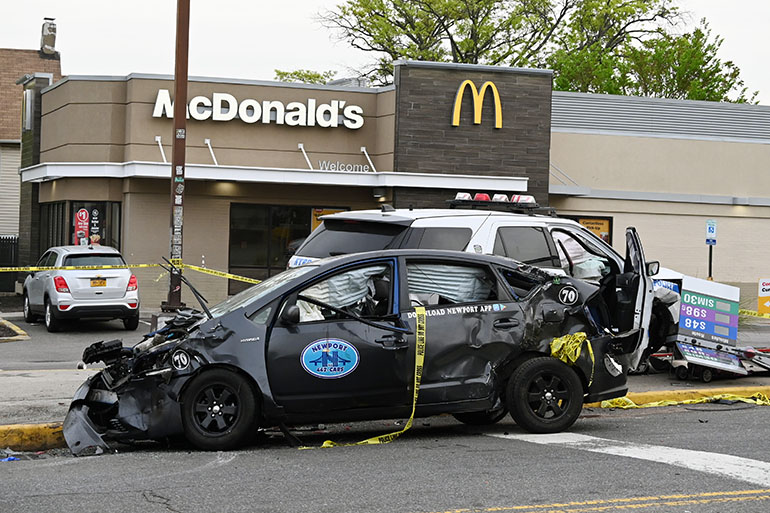 Car Accident in Staten Island