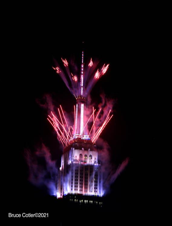 2021 Macy's Fireworks