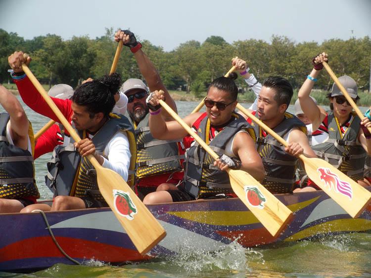 The Hong Kong Dragon Boat Festival