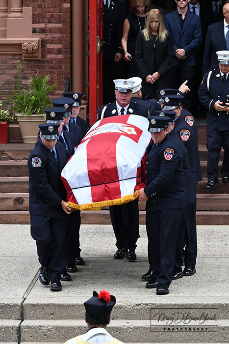 FDNY Line Of Duty Funeral -Staten Island, NY