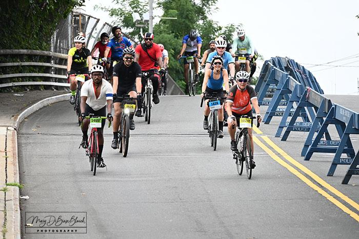 NYC Five Boro Bike Tour