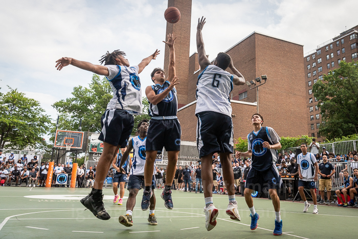 Inaugural NYPD Blue Chips Citywide Basketball Championship