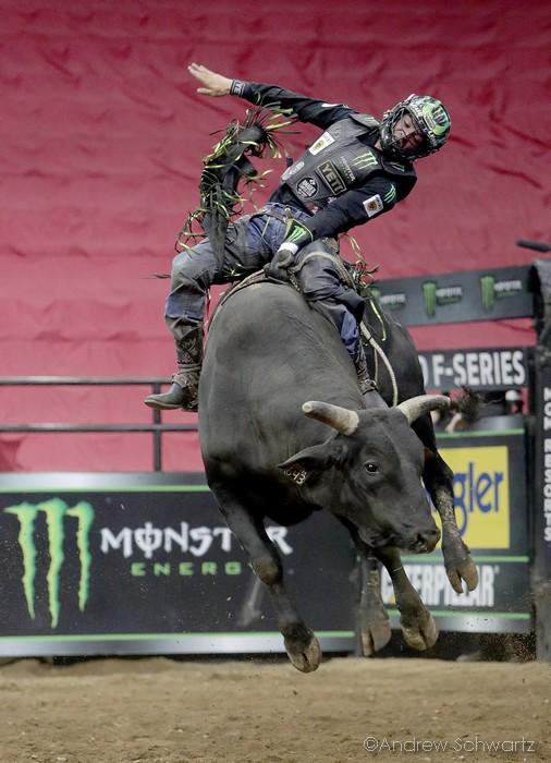 Professional Bull Riders in Newark NJ