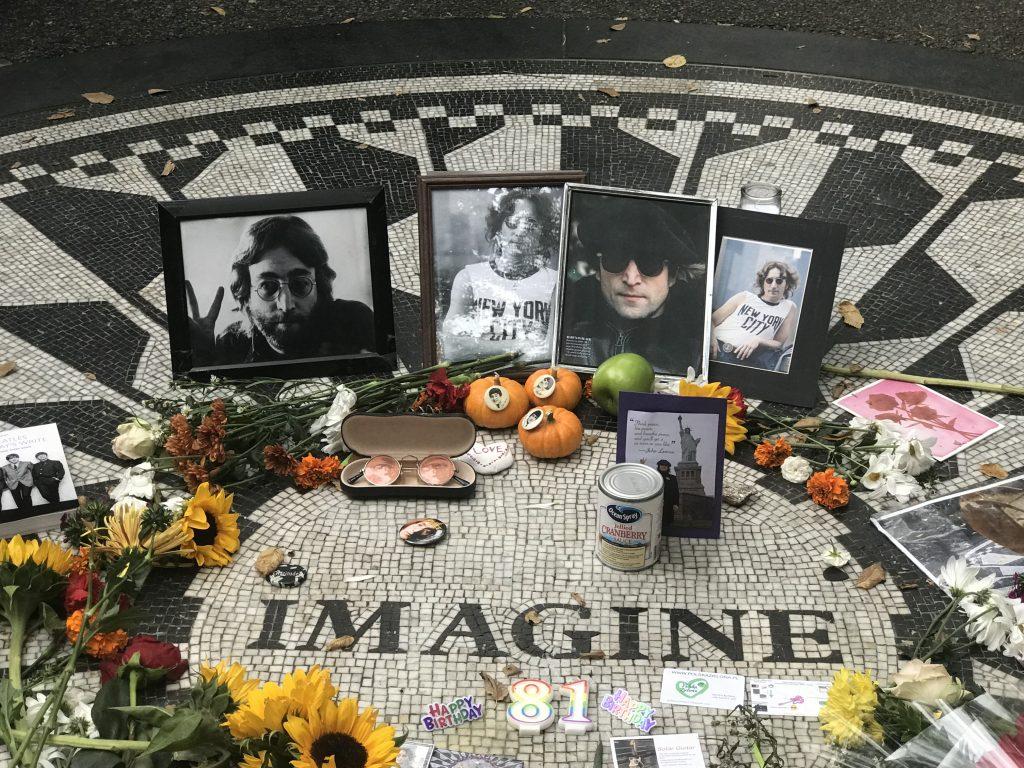Memorial for John Lennon