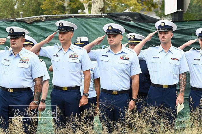 USCG Memorial Rededication